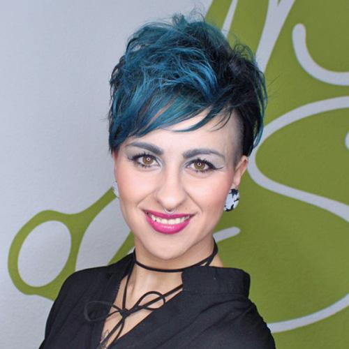 Mandy Stylistin und Coloristin